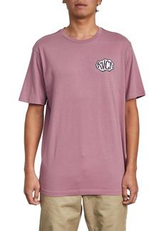 RVCA Corner Graphic T-Shirt