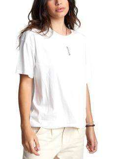Rvca Cotton Good Vs. Evil T-Shirt