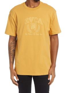 RVCA Crest Graphic Tee