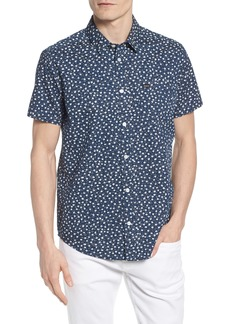 RVCA Ditzy Floral Woven Shirt