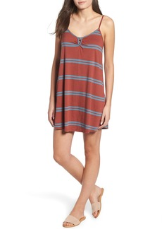 RVCA Downer Stripe Sundress