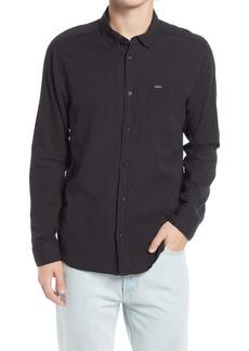 RVCA Endless Seersucker Button-Up Shirt