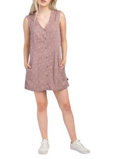 RVCA Fairness Print Dress