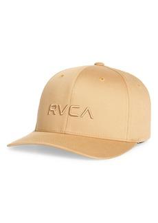 RVCA Flex Fit Baseball Cap