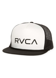 RVCA Foamy Trucker Hat