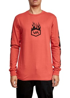 RVCA Forged Long Sleeve T-Shirt