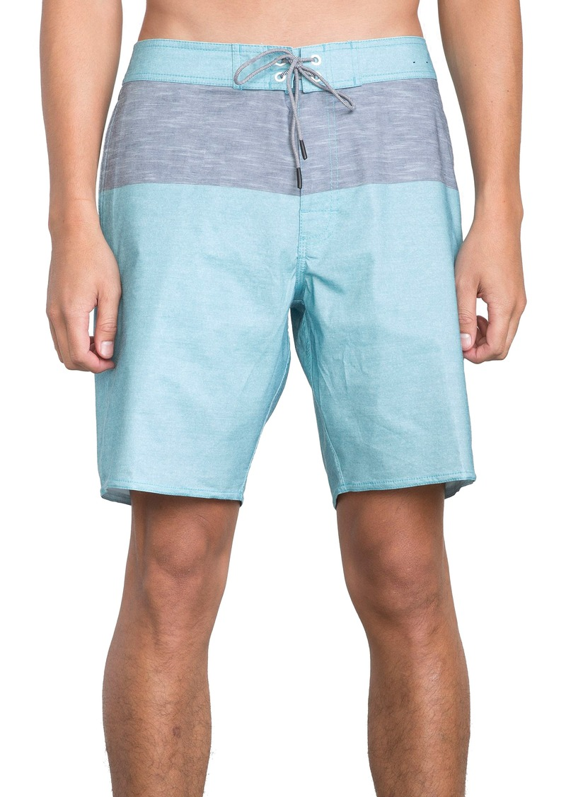 RVCA Mens Gothard Trunk
