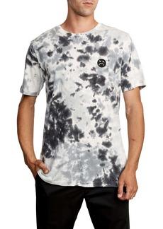 RVCA Happy Sad Tie Dye T-Shirt