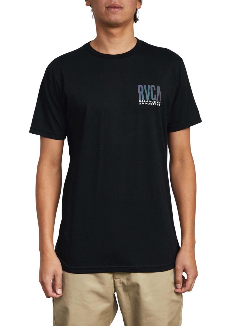 RVCA Hazed Graphic T-Shirt