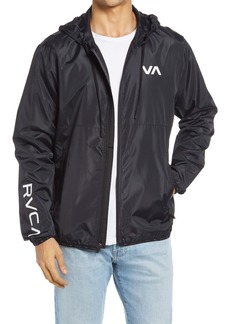 RVCA Hexstop V Men's Hooded Jacket