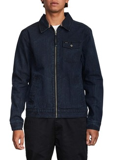 RVCA Hi-Grade Denim Jacket