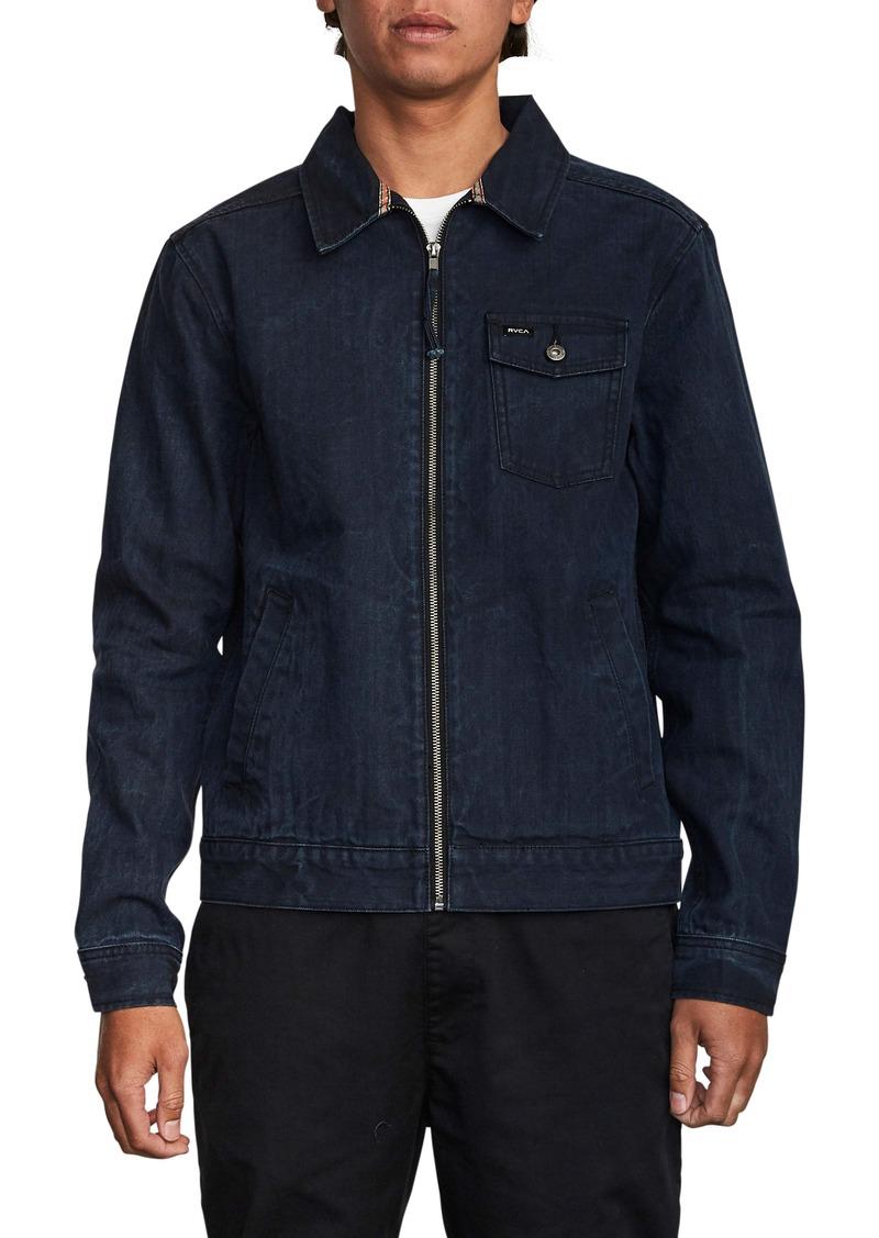 RVCA Hi-Grade Denim Jacket
