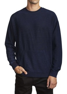 RVCA Hi-Grade Long Sleeve Pocket T-Shirt