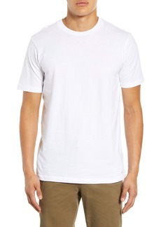 RVCA Hi-Grade White Crewneck T-Shirt