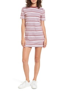 RVCA Howl Stripe T-Shirt Dress