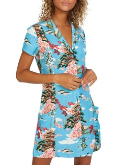 RVCA Island Time Mini Shirtdress