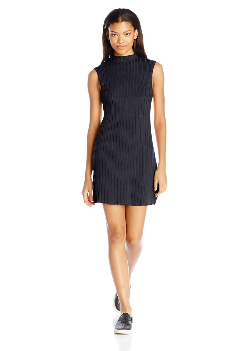 Rvca Rvca Juniors Banked Swing Sweater Dress Dresses