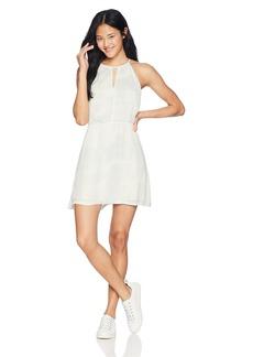 RVCA Junior's Bay Halter Dress  M