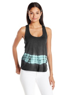 RVCA Junior's Been There Scoop Neck Tank  L