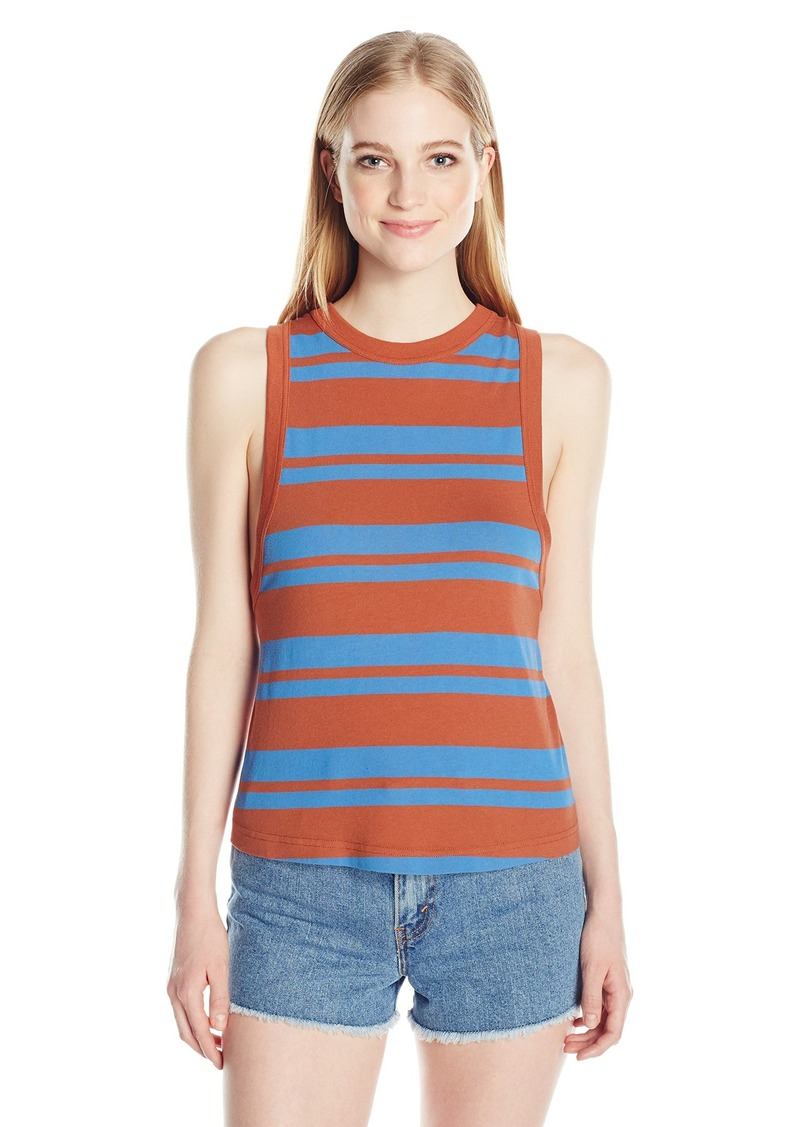 RVCA Junior's Benny Lane Tank  M