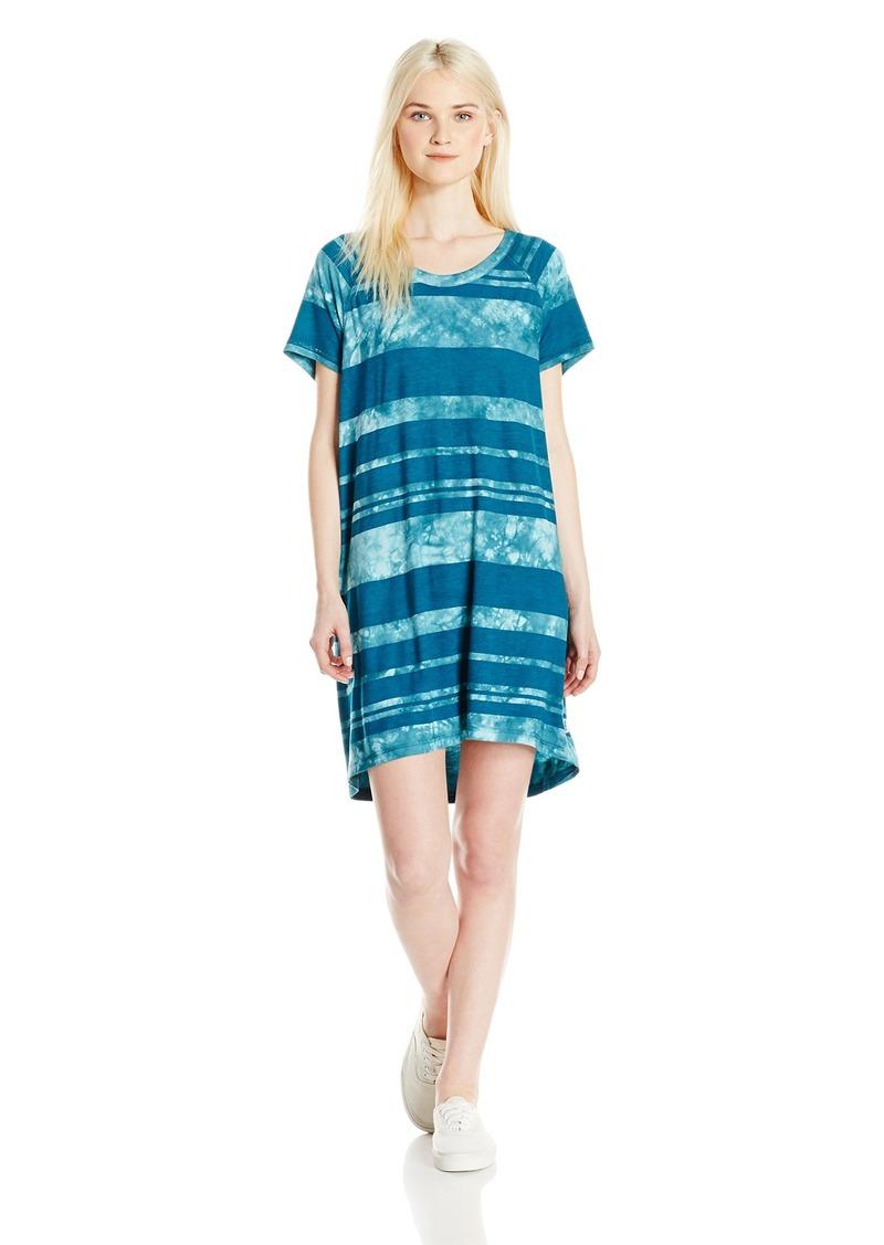Rvca rvca junior 39 s calmon t shirt dress s dresses shop for Rvca t shirt dress