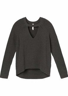RVCA Junior's CASE Sweater  S