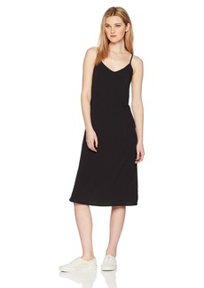 RVCA Junior's Chasing Shadows Midi Dress  L