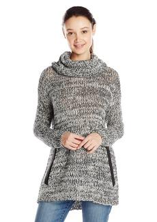 RVCA Junior's Down Unda Knit Pullover Sweater  X-Small