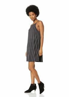 RVCA Junior's EXIT Strappy Dress  L