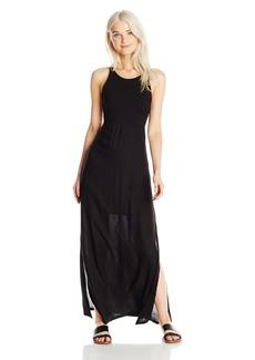 RVCA Junior's Hazel Maxi Dress  L
