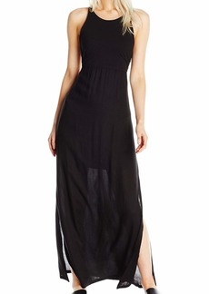 RVCA Junior's Hazel Maxi Dress  S