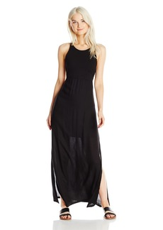 RVCA Junior's Hazel Maxi Dress  XL
