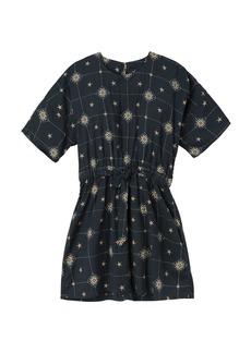 RVCA Junior's JUVIE Drop Shoulder Dress  S