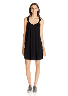 RVCA Juniors Like It Swing Dress