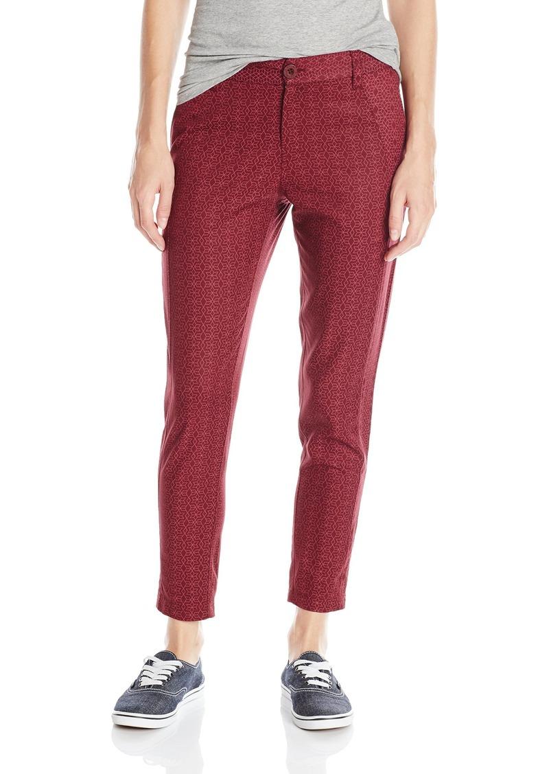 RVCA Junior's Lowlands Twill Soft Pant