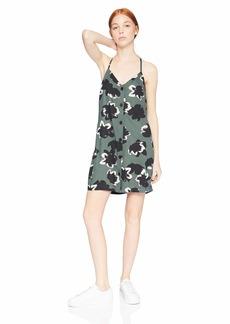 RVCA Junior's MYGO CAMI Dress  M