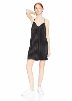 RVCA Junior's MYGO CAMI Dress  S