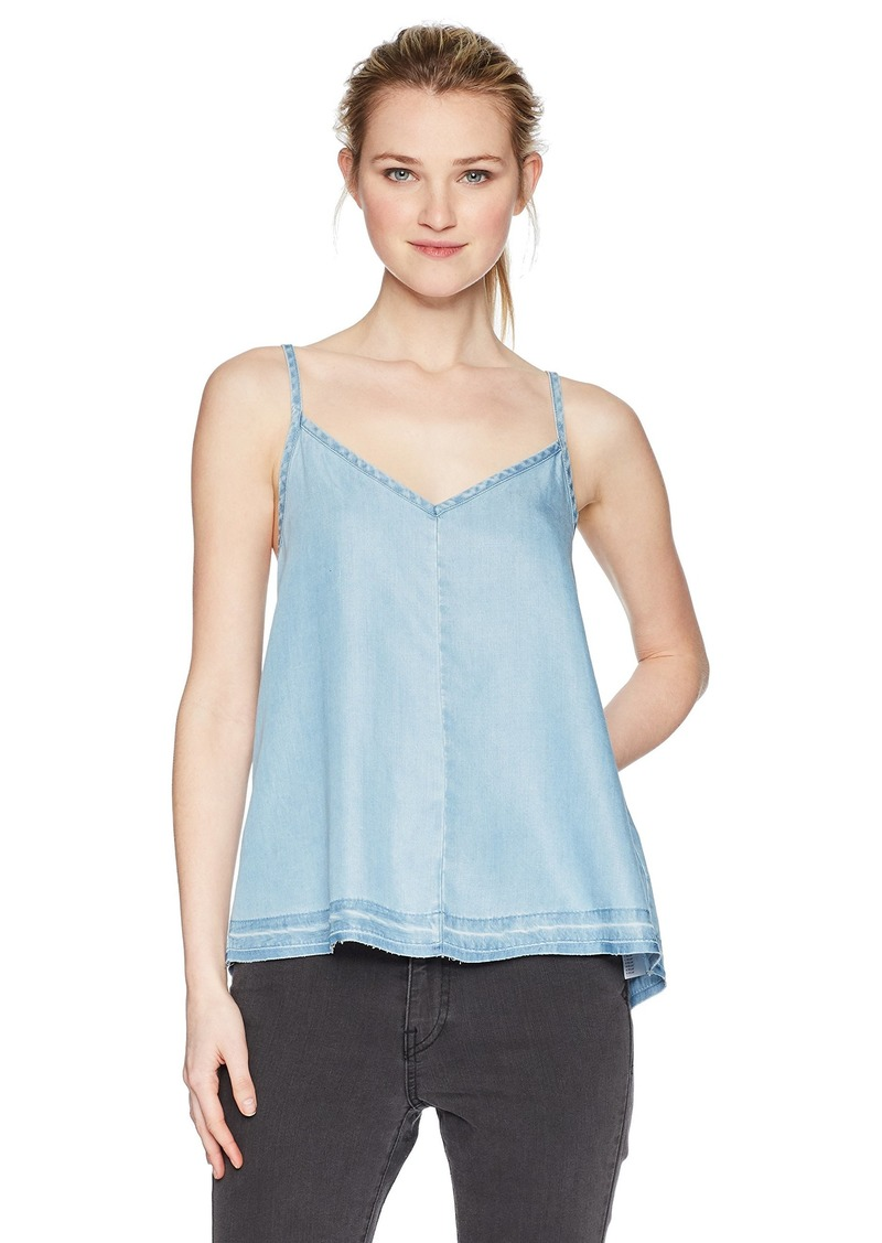 RVCA Junior's Raided V-Neck Tank  S