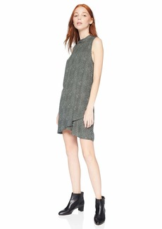 RVCA Junior's SAFI Shift Dress  M