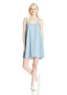 RVCA Junior's Salene Strappy Tank Dress  M