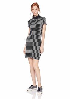 RVCA Junior's Shaw Mock Dress  S