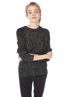 RVCA Junior's SKNITTY Crop Sweater  S