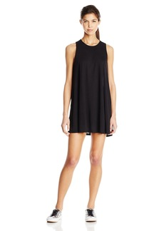 RVCA Junior's Sucker Punch 2 Swing Dress  L