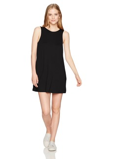RVCA Junior's Tempted High Neck Swing Dress  XL