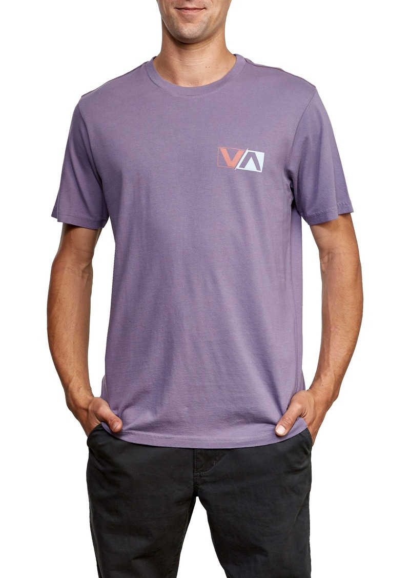 RVCA Lateral Graphic T-Shirt