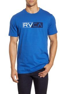 RVCA Lateral Logo T-Shirt