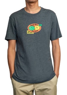 RVCA Laugh Now Graphic Tee