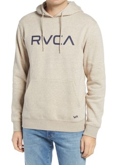 RVCA Logo Hoodie