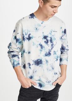 RVCA Mens Coast Long Sleeve Shirt