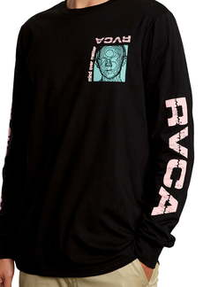 RVCA Matter Long Sleeve Graphic T-Shirt